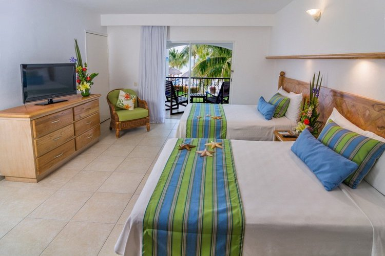 Room beachscape kin ha villas & suites cancún