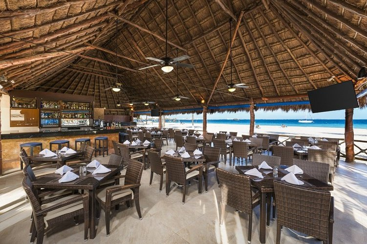 The palapa beachscape kin ha villas & suites cancún