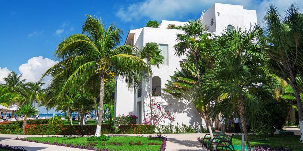 Gardens beachscape kin ha villas & suites cancún