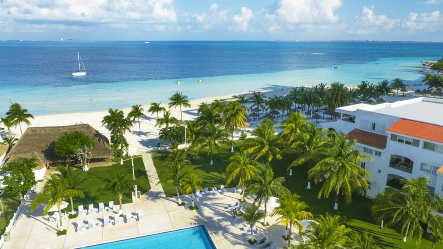 View beachscape kin ha villas & suites cancún