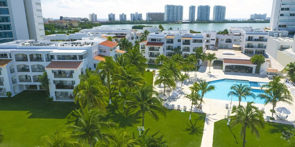 Lagoon beachscape kin ha villas & suites cancún