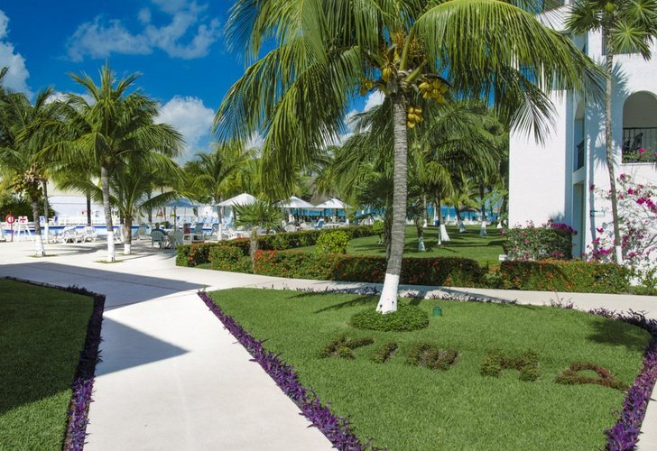 Garden beachscape kin ha villas & suites cancún