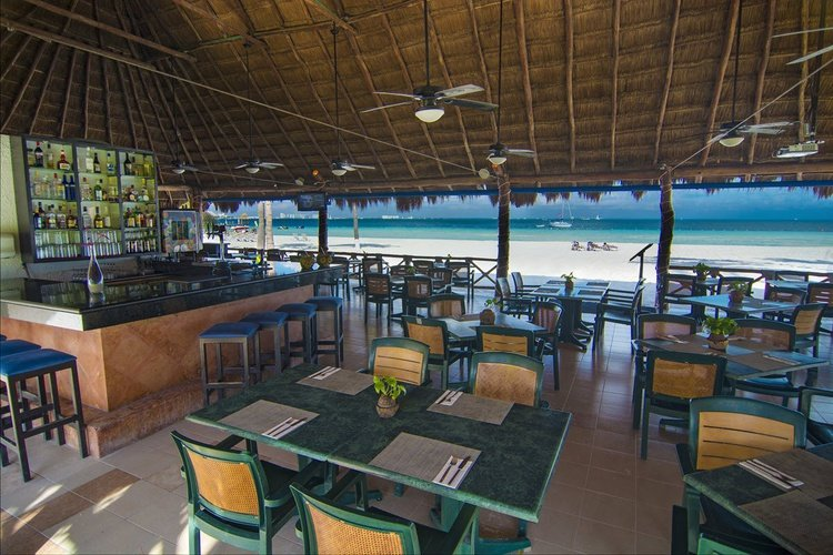 Restaurante beachscape kin ha villas & suites cancún